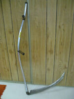 Scythe (Sickle) -  Aluminum Grass Handle made by Dominion Snatch