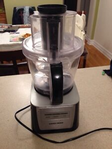 Black & Decker PowerPro® Wide-Mouth 12-cup Food Processor