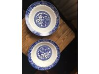 Ornamental Style Bowl Plates! NO STAND