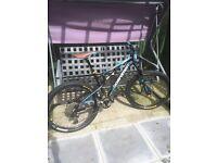 Boardman 650b mountain bike