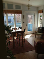 Two Bedrooms For Rent in Historic Building Uptown King St. East