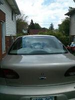 2000 Chevrolet Cavalier Sedan