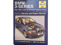Haynes manual, BMW 3-series