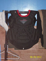 Ignition chest protector