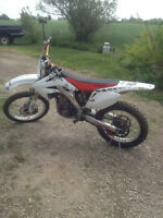 Mint honda crf250r