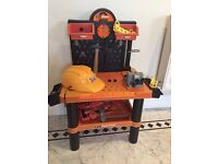 Kids' toy workbench