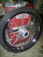 21 inch wheel for Harley Davidson