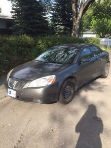 2006 Pontiac G6 in great shape!! An AWESOME first car!