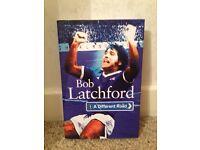 Bob latchford brand new book