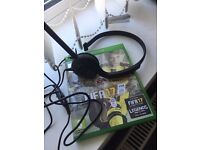 FIFA 17 & XBOX HEADSET