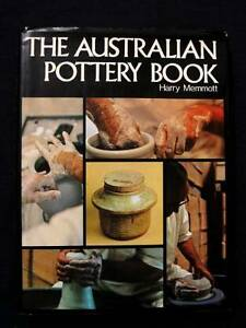 Australian Pottery Book - Harry Memmott [Hardback] Loganholme Logan Area Preview