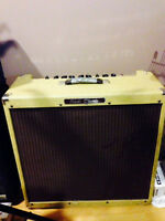 Traynor Bass Master, YGM Guitar mate Reverb, Tweed PeaveyClassic