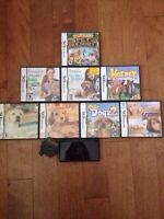 Nintendo DS for sale with games