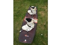 Liquid force Lyman wakeboard complete