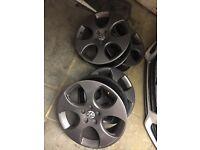 GOLF MK6 GTI Monza Alloy Wheels Quick Sale