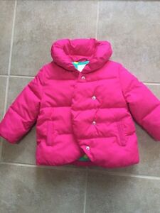 Girl Gymboree jacket 12-24 new with tag