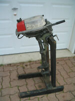 Johnson 2hp outboard