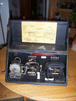 Antique, Bailey, Synchro-Meter
