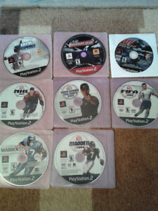 PS2 SPORTS AND RACING GAMES! ONLY $3 EACH! Oakville / Halton Region Toronto (GTA) image 2