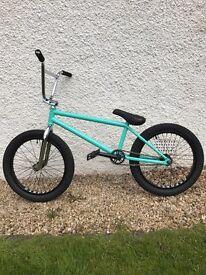 Custom United mothership v3 Bmx bike