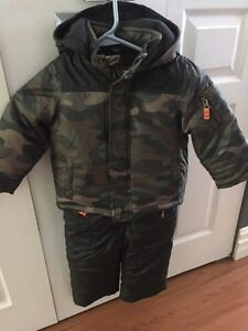Boys Carter's Snowsuit