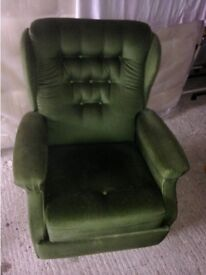 Recliner - Armchair in good condition
