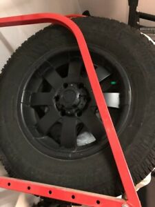 Wheels and winter tires