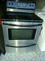 Electric Oven & Stove Top