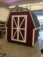 3 sheds for sale (ready end of June)