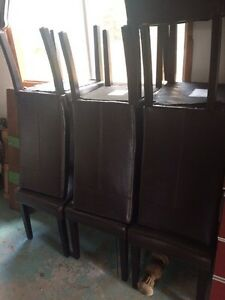 Dining room table with 6 chairs Kitchener / Waterloo Kitchener Area image 9
