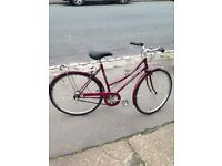 ladies bike for sale - cheap, must go by the end of the week