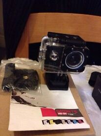 GoPro HD CAM With 32gig memory card