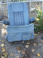 assorted captains chairs & buckets bout 4 sets left 80 each
