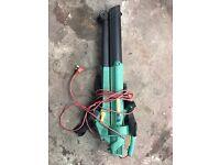 Leaf blower / vacuum - used - good condition