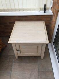 Limed oak furniture