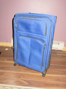Large luggage with wheels