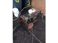 power washer £495 crackin wash £200 spent on it last week