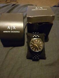 Armani watch