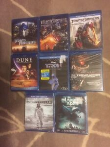 Blu Ray neuf à vendre West Island Greater Montréal image 9