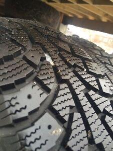 Winter tires / pneu d'hivers 195/65/15