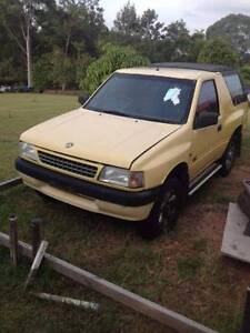Holden frontera WRECKING, rodeo, 4x4, towbar, side steps Penrith Area Preview