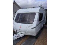 2009 2 Berth Abbey GTS 215 caravan