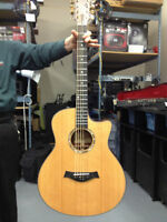 Taylor GT8 Acoustic/Electric