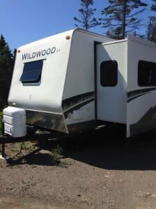 2007 Wildwood Trailer