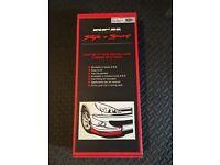 Peugeot 205 GTI / CTI DTM corner splitters