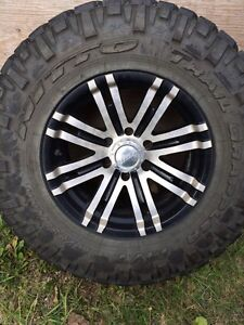 285/75/R17 nitto trail grappler tires