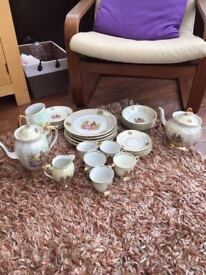 ORNATE TEA SET / DINNER SERVICE SET