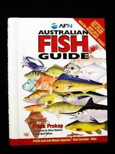 Australian Fish Guide - Frank Prokop [AFN Hardback] Loganholme Logan Area Preview
