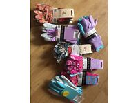 Gone pending collection Free! Gardening gloves - great Xmas pressie
