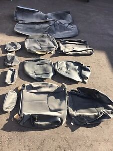 2003-2006 Chevrolet/GMC full size seat covers
